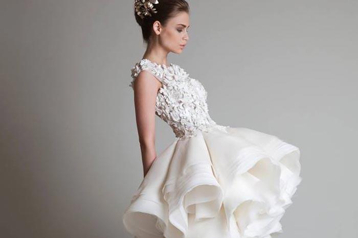 Vestido Para Casamento Civil O Que Usar Amo Casamentos
