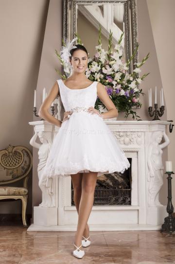 Vestido para casamento civil