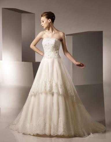 Vestido de noiva off-white