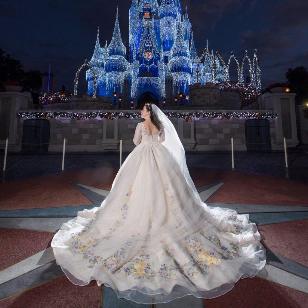 Casamento na Disney