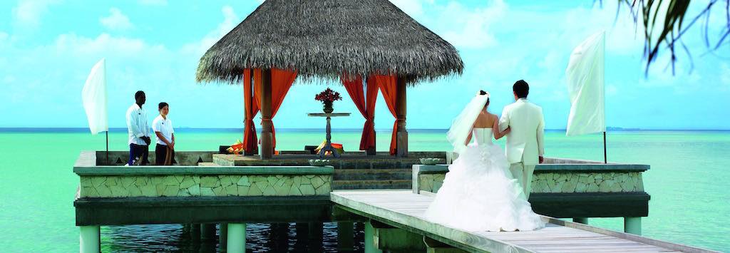 Casamento nas Maldivas