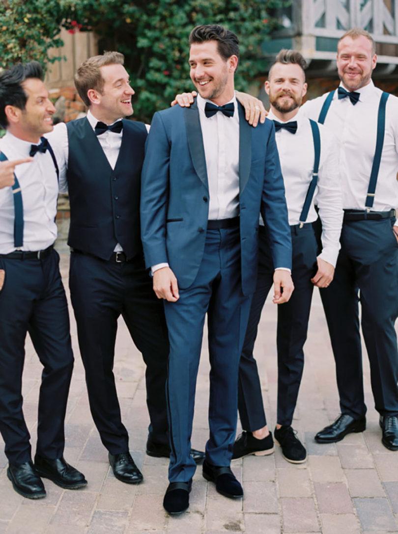 Como escolher gravata de noivo