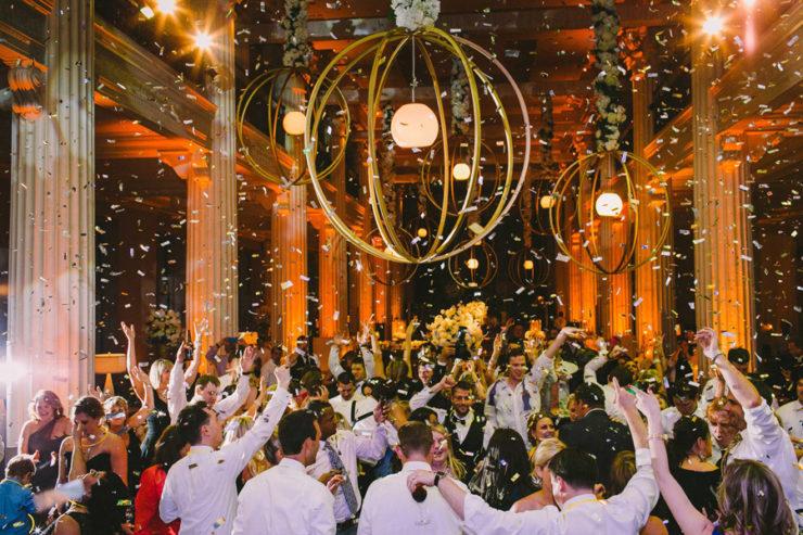 Como organizar uma festa de casamento