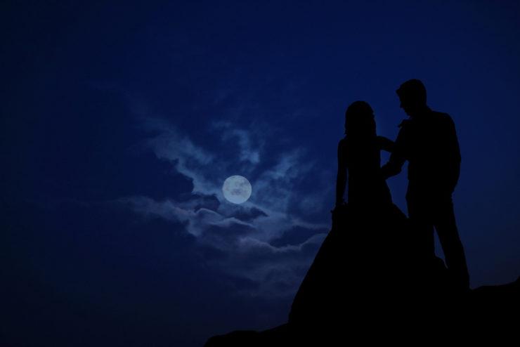 Fases da lua para casamento