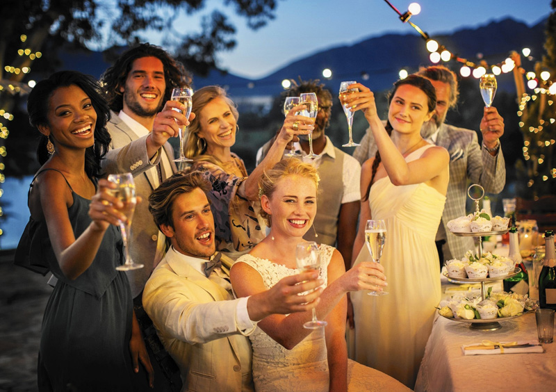 Como calcular gastos com cada convidado no casamento