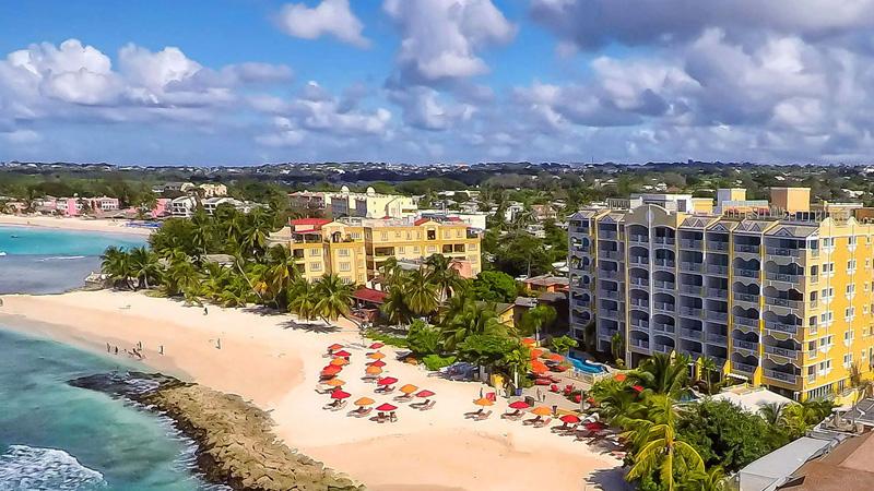 Lua de mel em Barbados