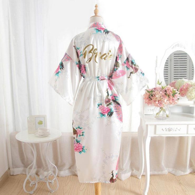 Robe de noiva