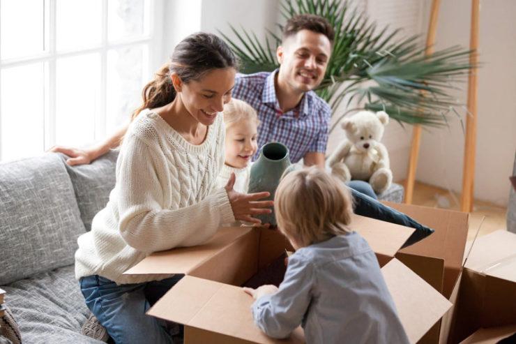 Conciliar casamento e filhos