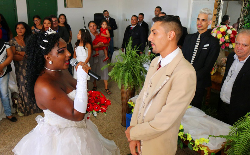 Cowedding (casamento coletivo)
