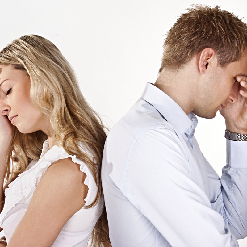 Dificuldades do casamento
