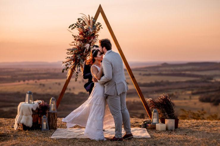 Elopement Wedding (casamento a dois)