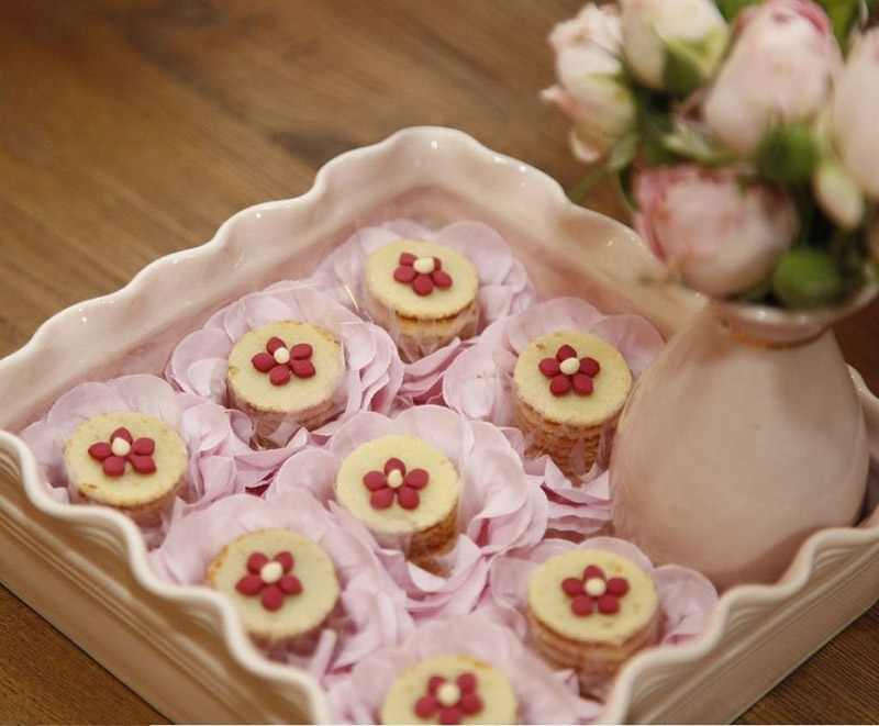 Melhores doces finos para casamento
