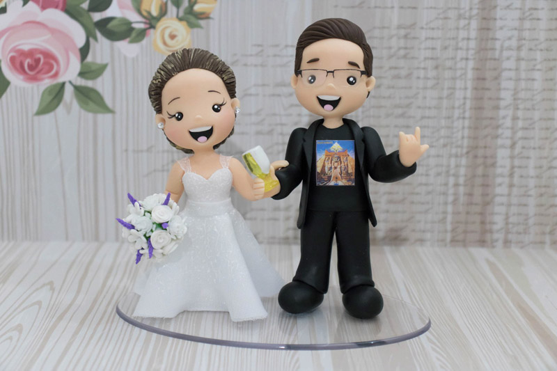 Topos de bolos de casamento
