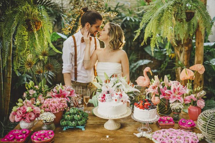 Casamento para 50 pessoas